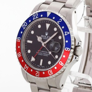 Rolex Oyster Perpetual GMT-Master II Pepsi Ref. 16710