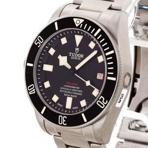 Tudor Pelagos Black Lefthanded Ref. 25610TNL