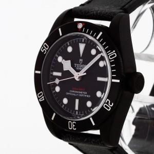 Tudor Heritage Black Bay Black Ref. 79230DK