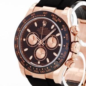Rolex Oyster Perpetual Daytona Chronograph 18 K Roségold Ref. 116515LN