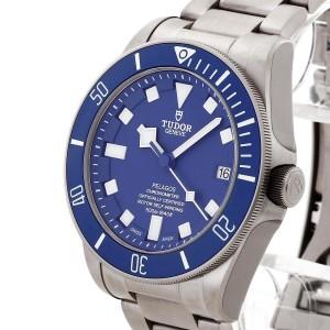 Tudor Pelagos Blue Ref. 25600TB