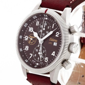 Tutima Grand Classic Havanna Chronograph GMT Ltd. Ref. 781-01