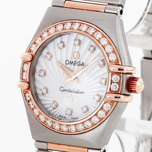 Omega Constellation Lady 160 Years Ref. 11125236055003