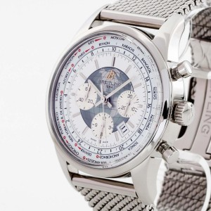 Breitling Transocean Chronograph Unitime automatic Ref. AB0510
