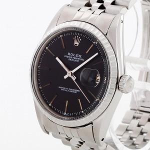 Rolex Datejust 36 plexi glass - Vintage -  Ref. 1603