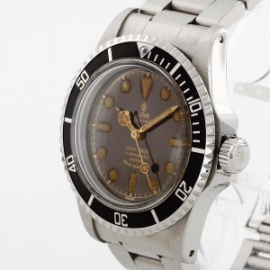 "Tudor Oyster Prince Submariner ""Pointed Crown Guards"" Ref. 7928"