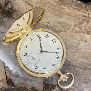 Ulysse Nardin Locle & Geneve Pocket Watch
