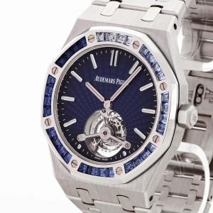Audemars Piguet Royal Oak Tourllbion Boutique watch limited edition 20 pieces Ref. 26521PT.YY.1220PT.01