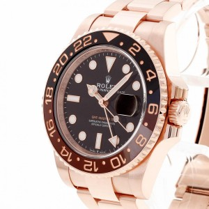 Rolex GMT-Master II FULL SET Ref. 126715CHNR