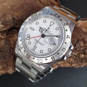Rolex Explorer II FULL SET Ref. 16570