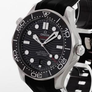 Omega Seamaster Diver Edelstahl Automatik Ref. 210.32.42.20.01.001