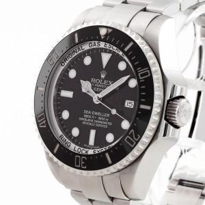 Rolex Oyster Perpetual Deepsea Ref. 116660 aus 2017