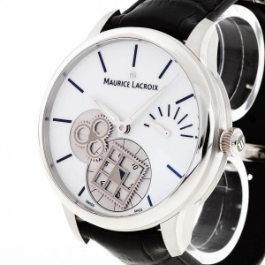 Maurice Lacroix Roue Carre Masterpiece Ref. MP7158-SS001-101-1