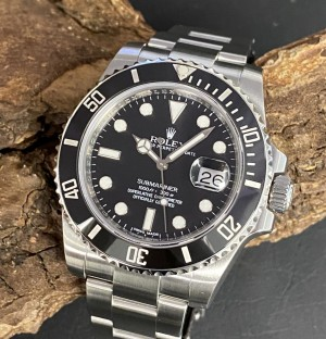 Rolex Submariner Date FULL SET Ref. 116610LN