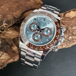 Rolex Daytona Platin FULL SET NEW Ref. 116506