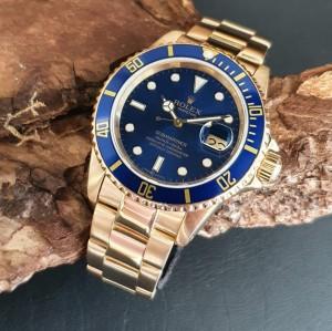 Rolex Submariner Date Ref. 16808
