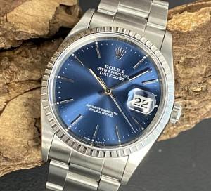 Rolex Datejust 36 FULL SET LC100 Ref. 16220