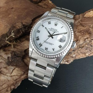 Rolex Datejust 36 FULL SET Ref. 16220