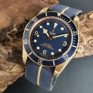Tudor Black Bay Bucherer FULL SET Ref. 79250BB