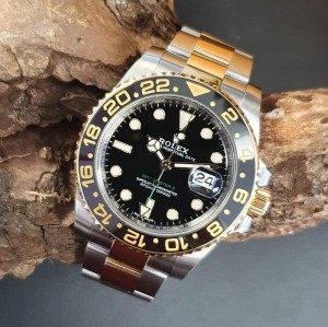 Rolex GMT-Master II LC100 FULL SET Ref. 116713LN