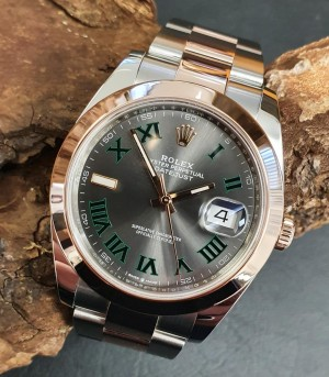 Rolex Datejust 41mm Ref. 126301