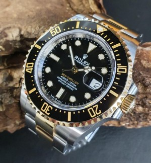 Rolex Sea-Dweller FULL SET Ref. 126603