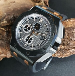 Audemars Piguet Royal Oak Offshore Pride of Germany FULL SET Ref. 26415CE.OO.A002CA.01