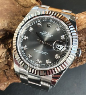 Rolex Datejust II FULL SET Ref. 116334