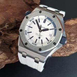 Audemars Piguet Diver FULL SET Ref. 15710ST.OO.A010CA.01