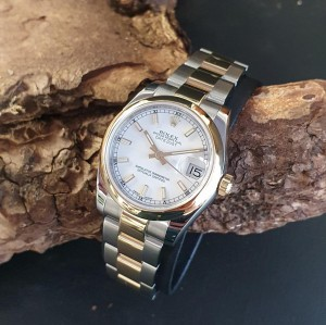 Rolex Datejust 31mm FULL SET LC100 Ref. 178243