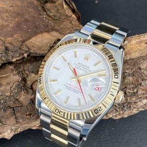 Rolex Datejust 36mm Turn-O-Graph Ref. 116261