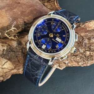 Maurice Lacroix Masterpiece Chrono Ref. 67413