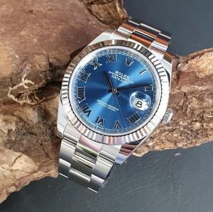 Rolex Datejust 41 FULL SET Ref. 126334