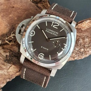 Panerai Luminor 1950 Left Handed PAM368 FULL SET Ref. OP6928