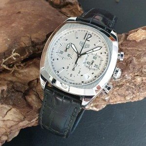 Heuer Monza Chronograph FULL SET Ref. CR2111