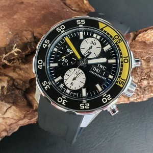 IWC Aquatimer Chronograph FULL SET Ref. IW3767