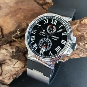Ulysee Nardin Marine Chronometer FULL SET Ref. 1183-122/42