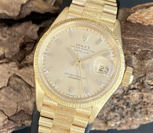 Rolex Datejust 26mm Lady BORKE Ref. 6527