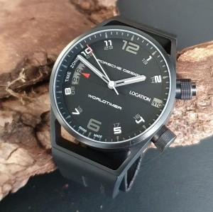 Porsche Design Worldtimer FULL SET Ref. P6750.13.44.1180