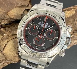 Rolex Daytona Weißgold FULL SET Ref. 116509