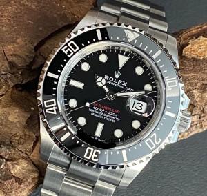 Rolex Sea-Dweller 43mm Red FULL SET Ref. 126600