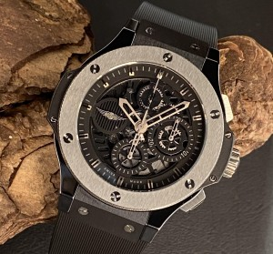 Hublot Big Bang Aero Bang Morgan LIMITED Ref. 310.CK.1140.RX.MOR08