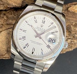 Rolex Date FULL SET Ref. 115200
