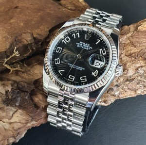Rolex Datejust 36mm FULL SET Ref. 116234