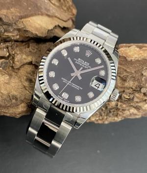 Rolex Datejust 31 FULL SET Ref. 178274