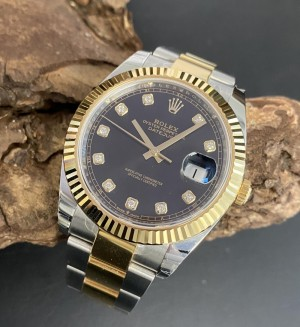Rolex Datejust 41 FULL SET Ref. 126333