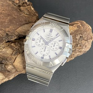 Omega Constellation Chronograph FULL SET Ref. 15142000