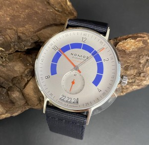 Nomos Autobahn Neomatik 41 Date Sports Gray FULL SET Ref. 1303