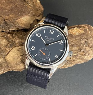 Nomos Club Neomatik Atlantic FULL SET Ref. 741