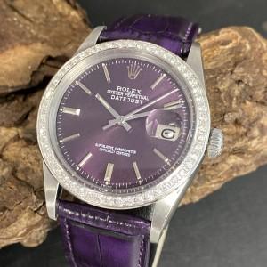 Rolex Datejust 36mm Ref. 1603